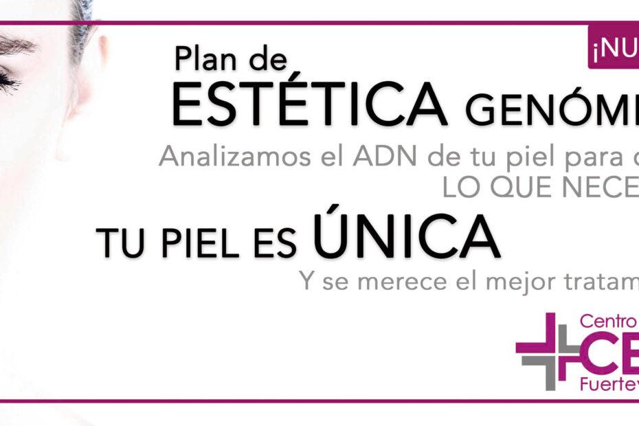 Estética genómica | Centro Médico Cem Fuerteventura